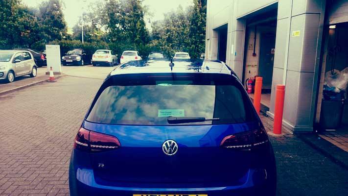 car window tinting Portsmouth