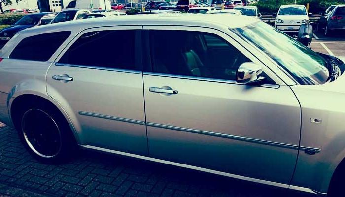 Chrysler 300C 2007 1